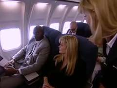 Lovemaking on Airplane (Camaster)