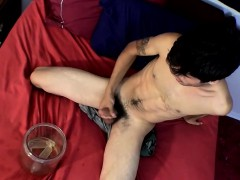 Devin is back to squirt out some more hot juice for the