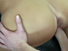 MOM Mature blonde babe knows how to keep her man hard