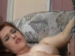 NATURAL REDHEAD GETS SUCKED And furthermore FUCKED