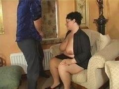 Mooie dikke vrouwen, Rondborstig, Duits