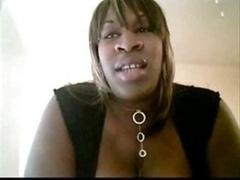 Ebony Sizeable smoking hot dames With Sizeable Dick