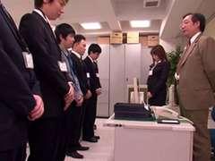 Japanese office censored