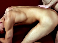 muscular stud banged by kinky big piece of ass get