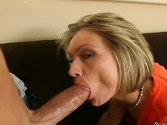 Youthful Excited Blonde Bitch Loves Big Phallus and also Doggystyle