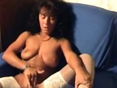 masturbation self shot milf Angela