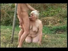 Adult bbw GRANNY WITH Heavyweight Booty GET FUCKED BY DEVIL MASKED Guy