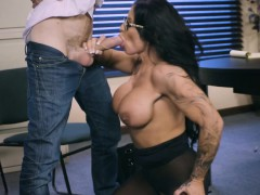 Brazzers - Big Tits at Work -  Load For A Loa