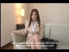 Japanese Teacher - Shiina Sensei 1 by MrBonham (part 1)