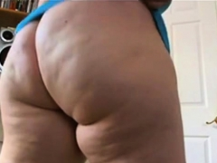 PAWG Babe Close-up Your Ass