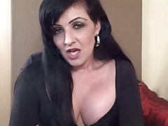 Hot Smoking Mommy with JOI