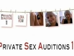 Casting - Bulgarian Hottie Lora Row