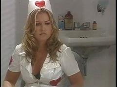 Classic Hot Nurse Making love