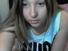 Amateur, Brunette brune, Poilue, Adolescente, Webcam