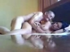 Indonesian Prostitute With Malaysian Grandpa
