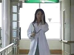 Asiatic Doctor Makes love Patient