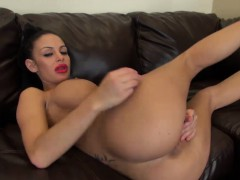 Angelina Valentine Sexy and Wild Solo