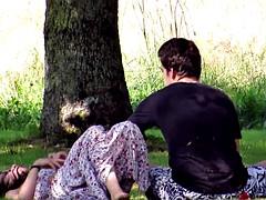 Massage, Nénés, Sous la jupe, Voyeur