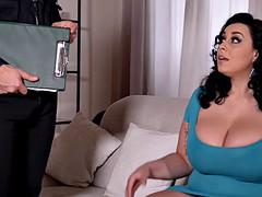 Gorda, Tetas grandes, Morena, Corridas, Fetiche, Sexo duro, Estrella porno