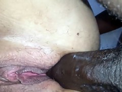 sheila creampie and dripping cum