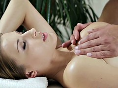 Creampie After Internal Massage