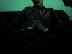 Dirty Egyptian Arab Shoe Polisher with Big Cock Balls