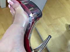 long toenails and claws crush + tease
