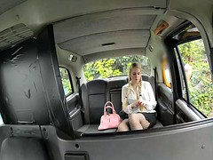 Taxi Driver Fucking Fat Pussy In Public
