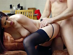 The girlfriend experience with Julia de Lucia