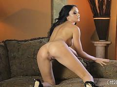 Our Cherry of the Year is Sultry Ariana Marie Who Masturbates for You