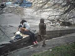 На публике, Русские
