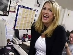 Angela Is The Office Hoe