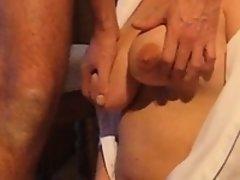 Wife 039 s big tits wanking materi Kathe from 1fuckdatecom