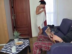 Checa, Europeo, Novia, Sexo duro, Ducha