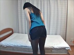 Fetisch, Japanische massage, Strümpfe