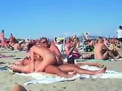 素人, ビーチ, フェラチオ, 茶髪の, 淫乱熟女, 乳首, 現実, のぞき