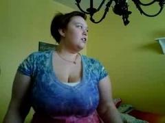 Belle grosse femme bgf, Dansant