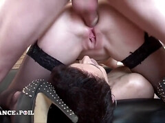 Ffm Ass Fucking Casting Couch Of A Gorgeous babes