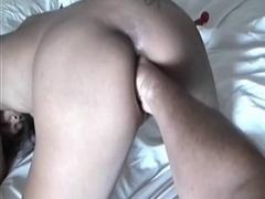 Lesbian strapon nude