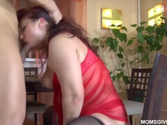 Kathleen & Nicholas anal sex mature in action